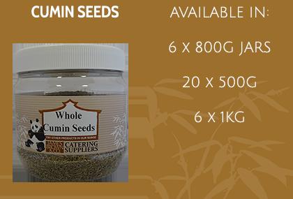 JB Cumin Seeds Info