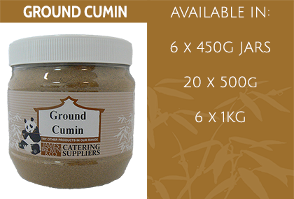 JB Ground Cumin Info