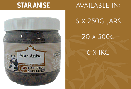JB Star Anise Product Info