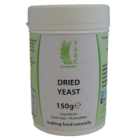 Pure Gluten Free Dried Yeast