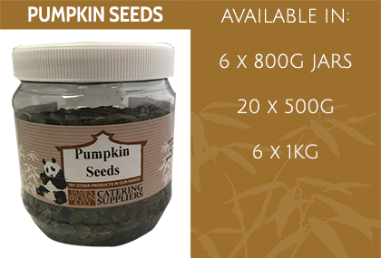 JB Pumpkin Seeds Info