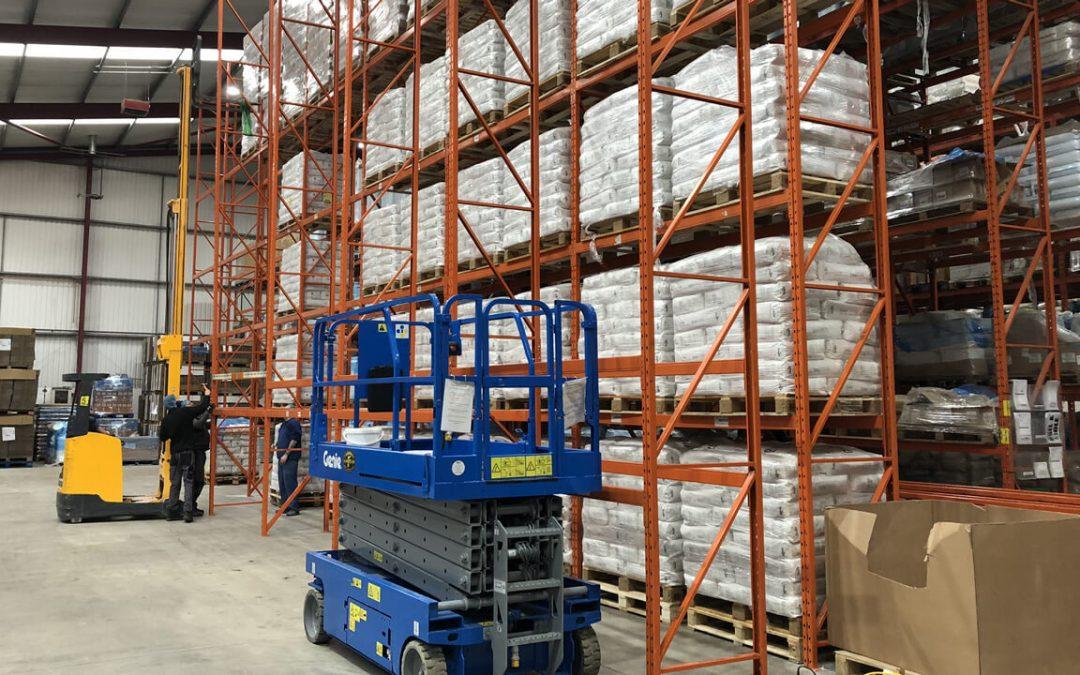 Storage Facility Improvements