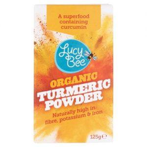 Lucy Bee Organic Turmeric