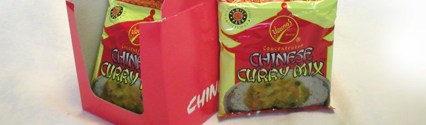 Yeungs Chinese Curry Mix